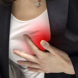 Покалывание в молочных железах причины у женщин
