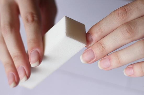 Как снять гель для ногтей в домашних условиях